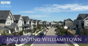airdrie real estate williamstown
