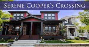 Coopers Crossing Homes Fors Sale in Airdrie