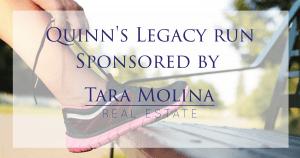 Quinns Legacy Run 2017 Airdrie