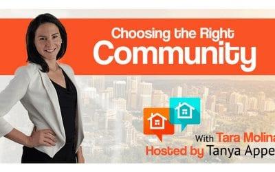 Choosing The Right Community
