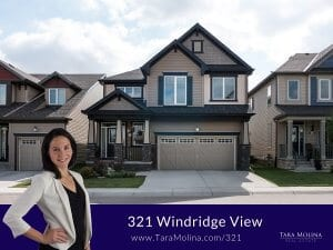 House for Sale at 321 Windridge View in Airdrie