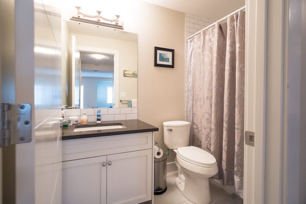 132 Baysprings Court Basement Bathroom