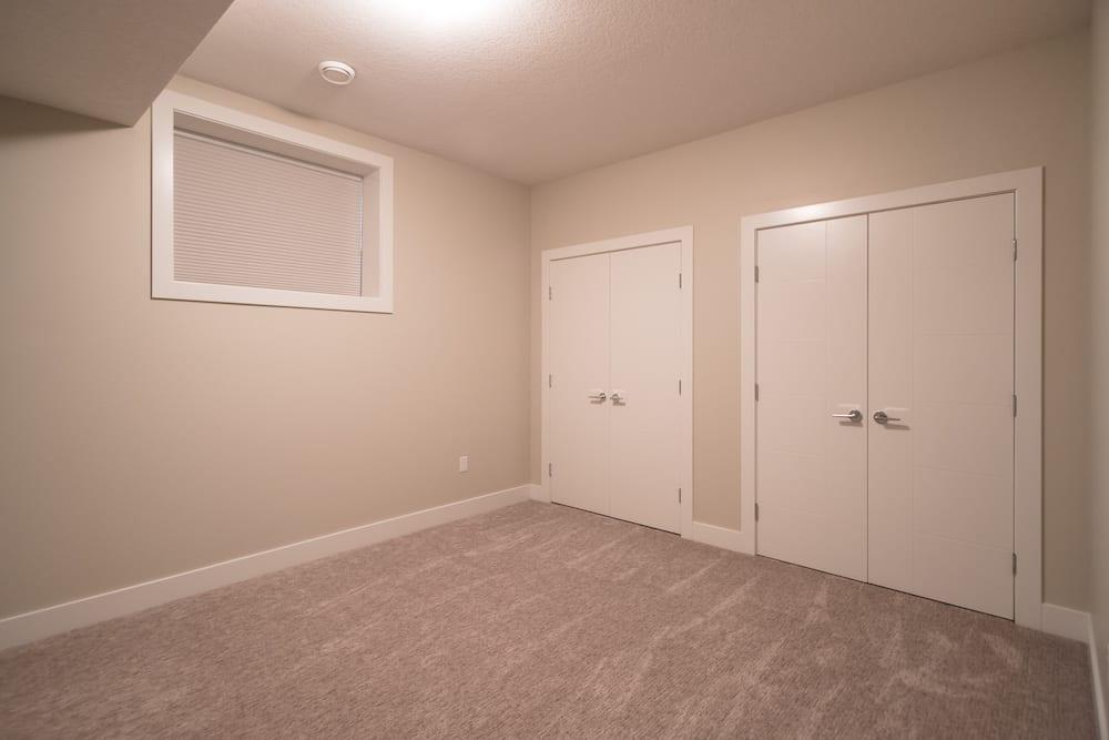 132 Baysprings Court Basement Bedroom