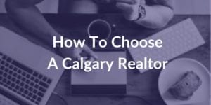 how to choose a calgary realtor title image