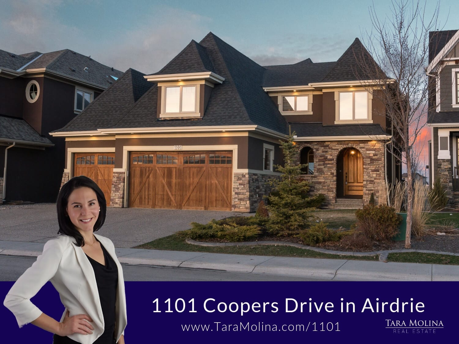 1101 Coopers Drive - Airdrie