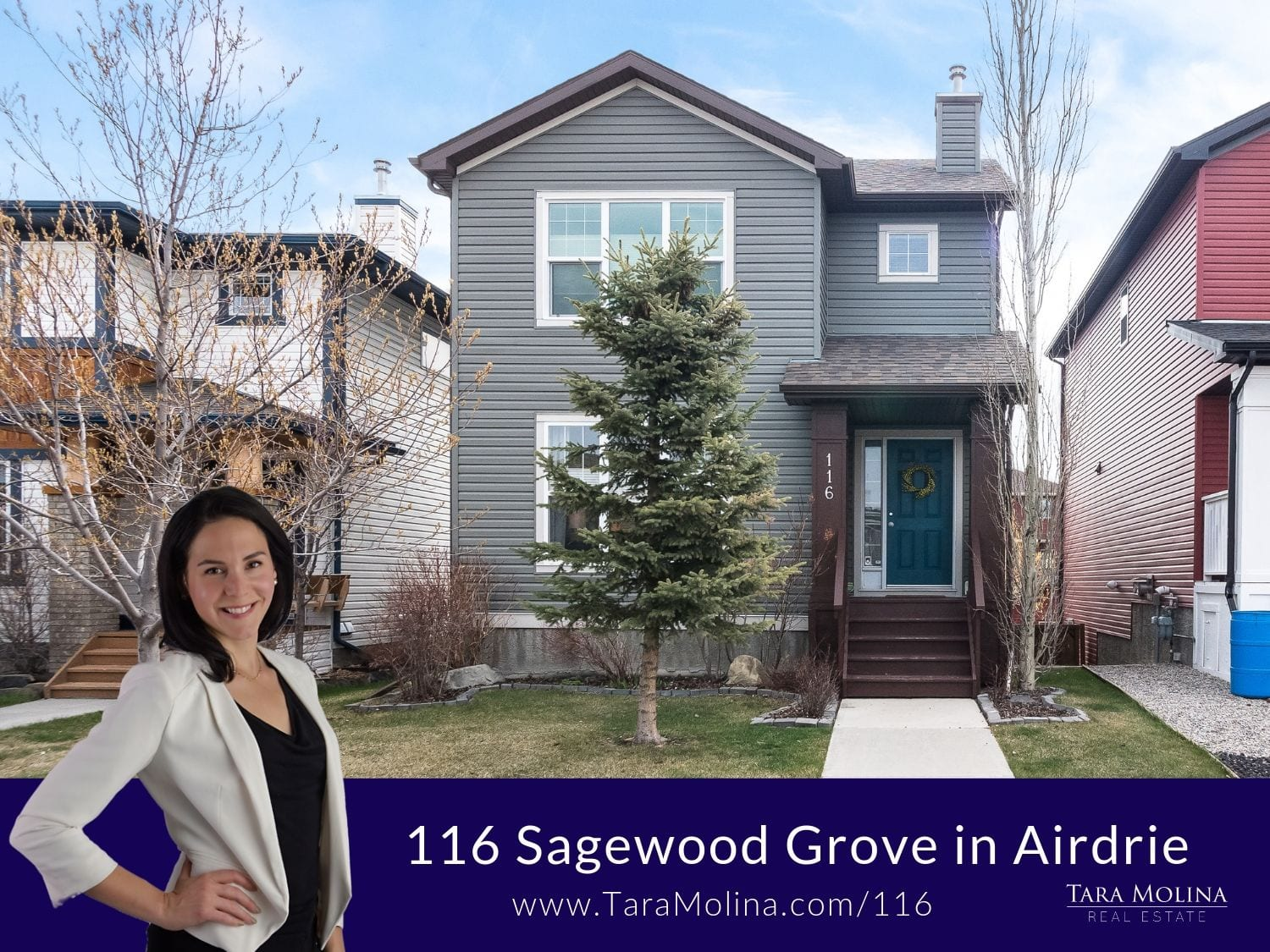 116 Sagewood Grove in Airdrie