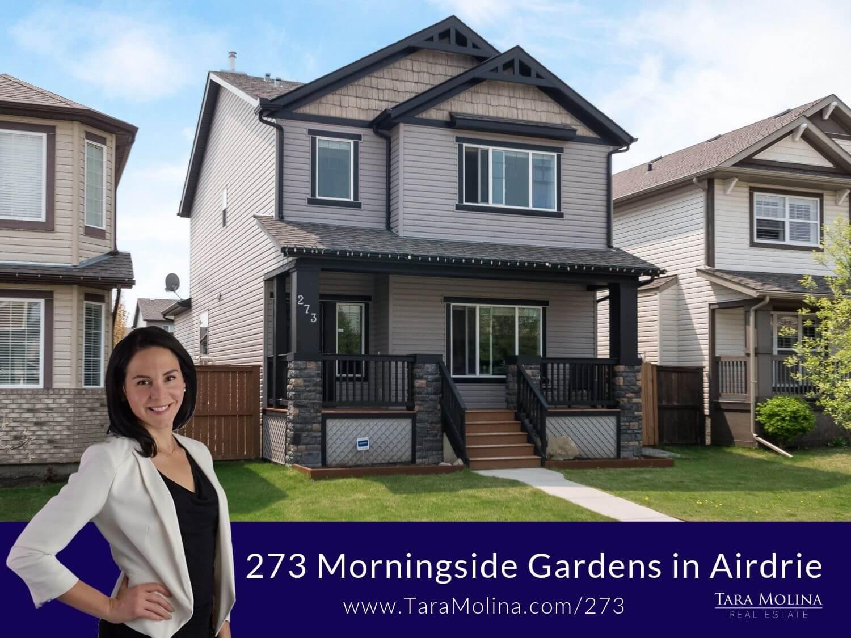 273 Morningside Gardens in Airdrie