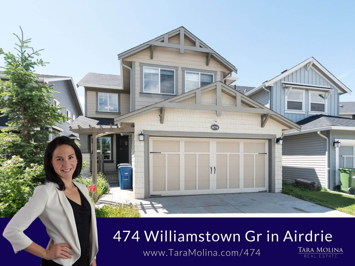 474 Williamstown Gr in Airdrie in Airdrie