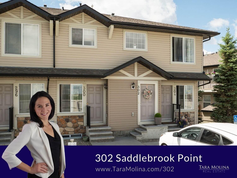 302 Saddblebrook Point
