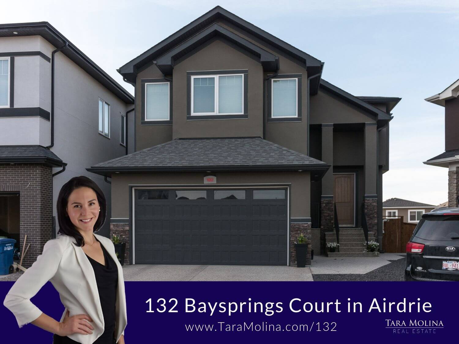 132 Baysprings Court in Airdrie - Tara Molina Real Estate