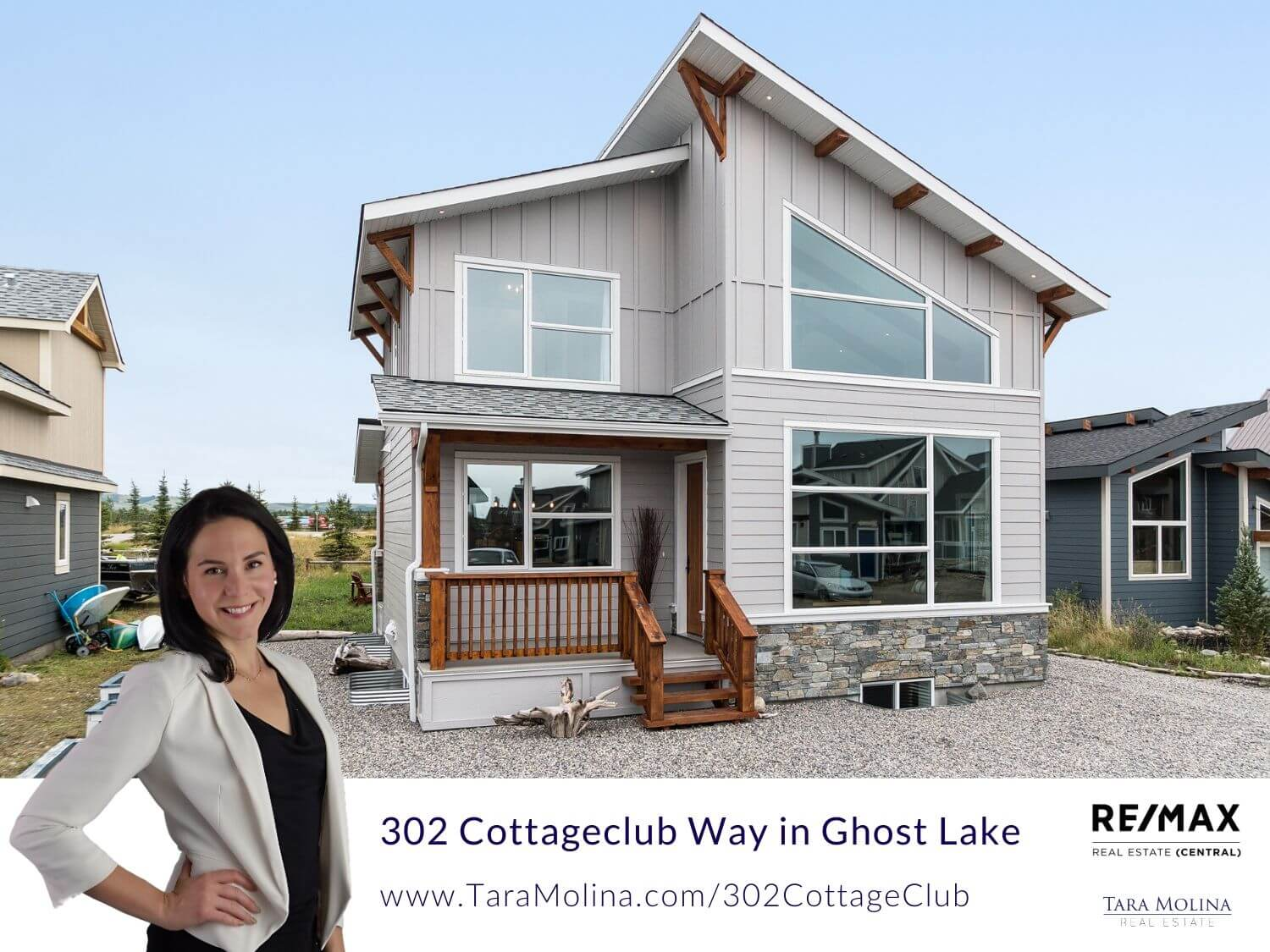 302 Cottageclub Way in Ghost