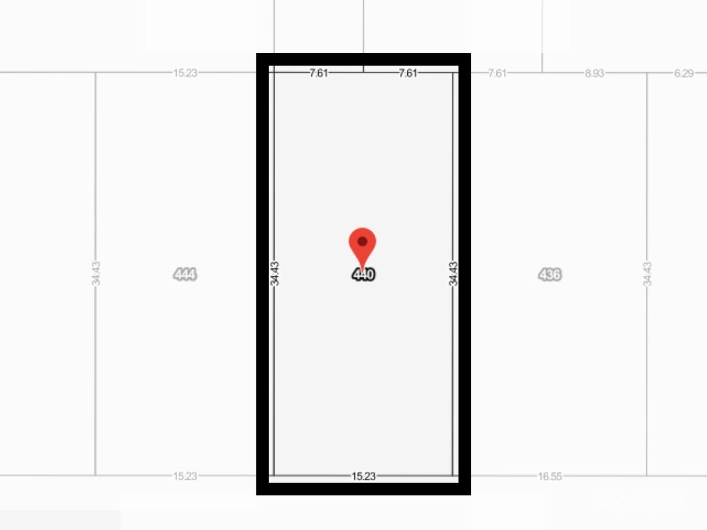 440 36 Ave NW Calgary - Map
