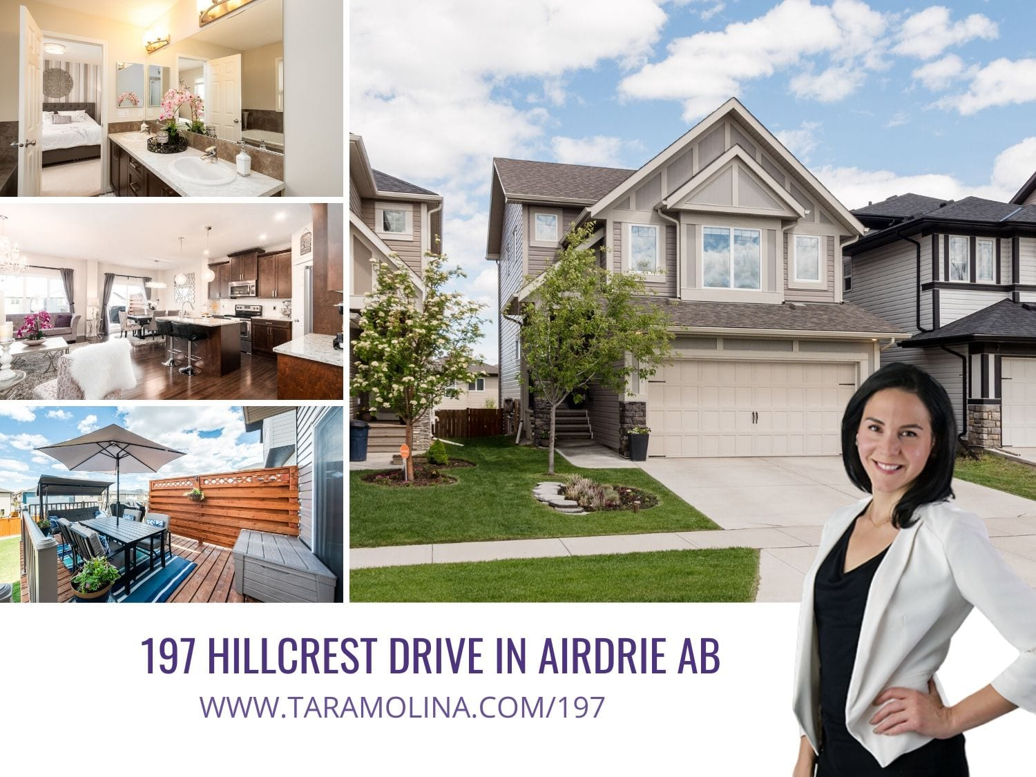 197 Hillcrest Drive in Airdrie