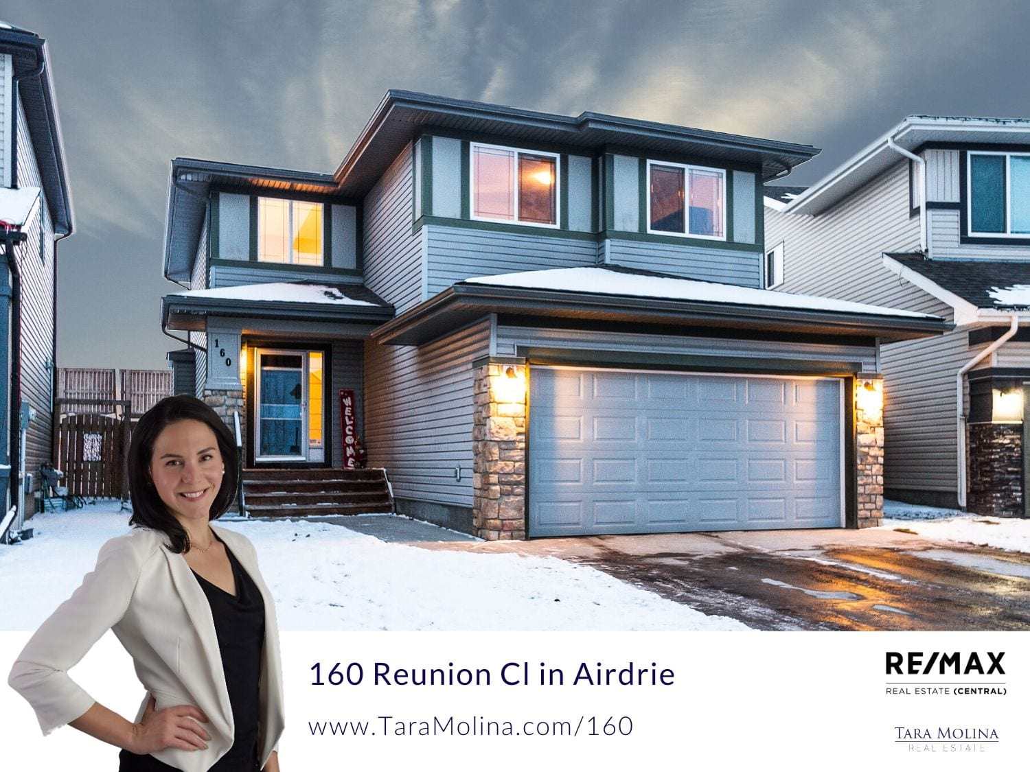 160 Reunion in Airdrie, AB - Listing
