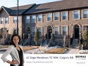 61 Sage Meadows Terr NW, Calgary AB