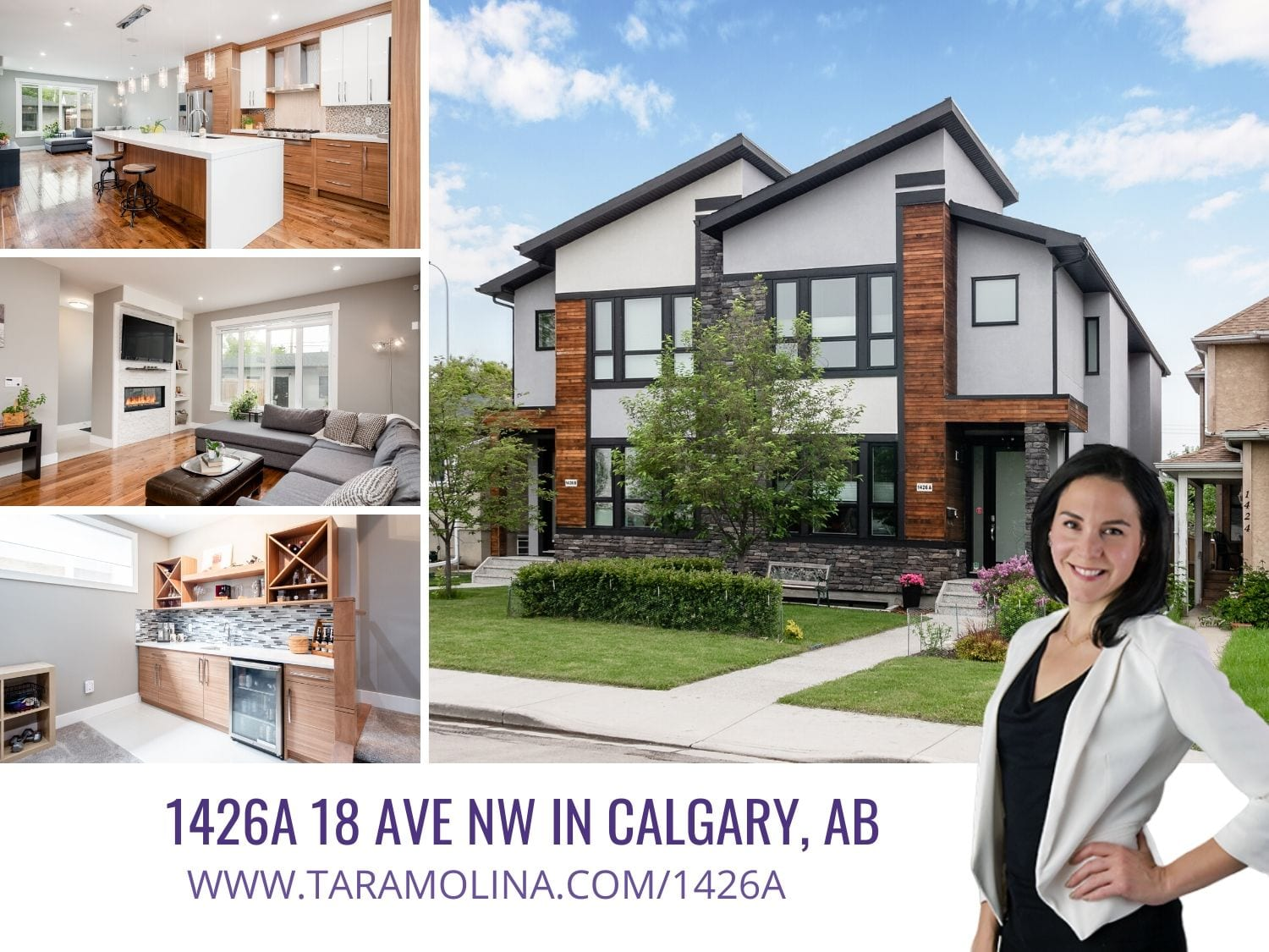 1426A 18 Ave NW in Calgary, ab - 1500 x 1125