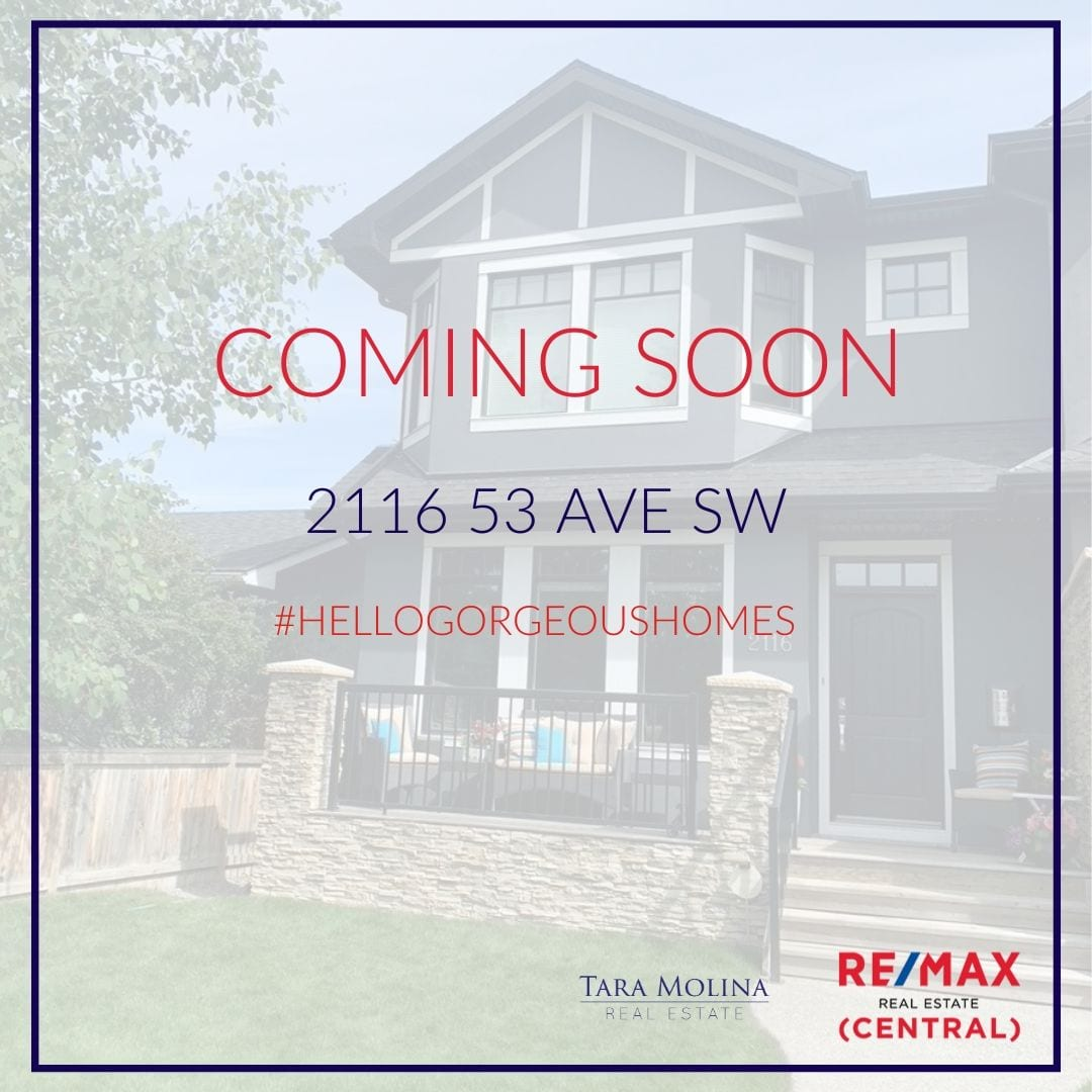2116 53 Ave SW in Calgary, AB - Coming Soon