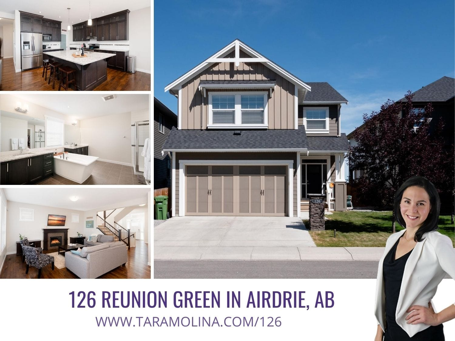 126 Reunion Green in airdrie, ab - Gallery Thumb (1)