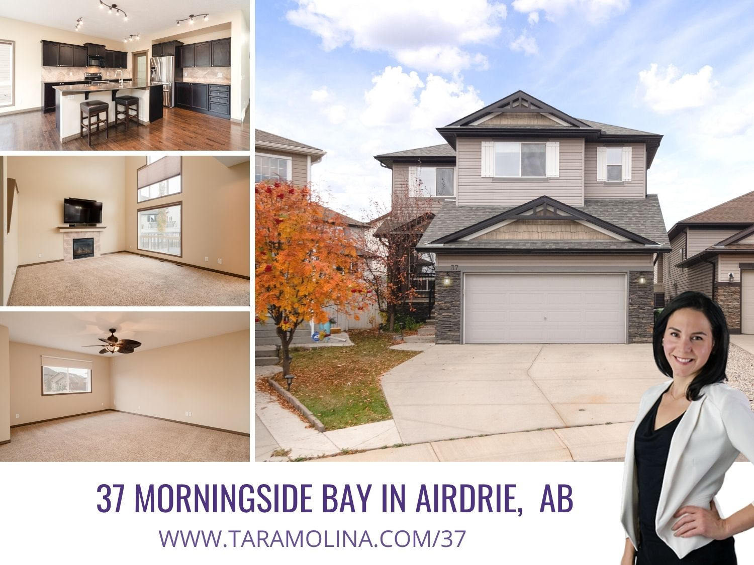 37 Morningside bay in Airdrie