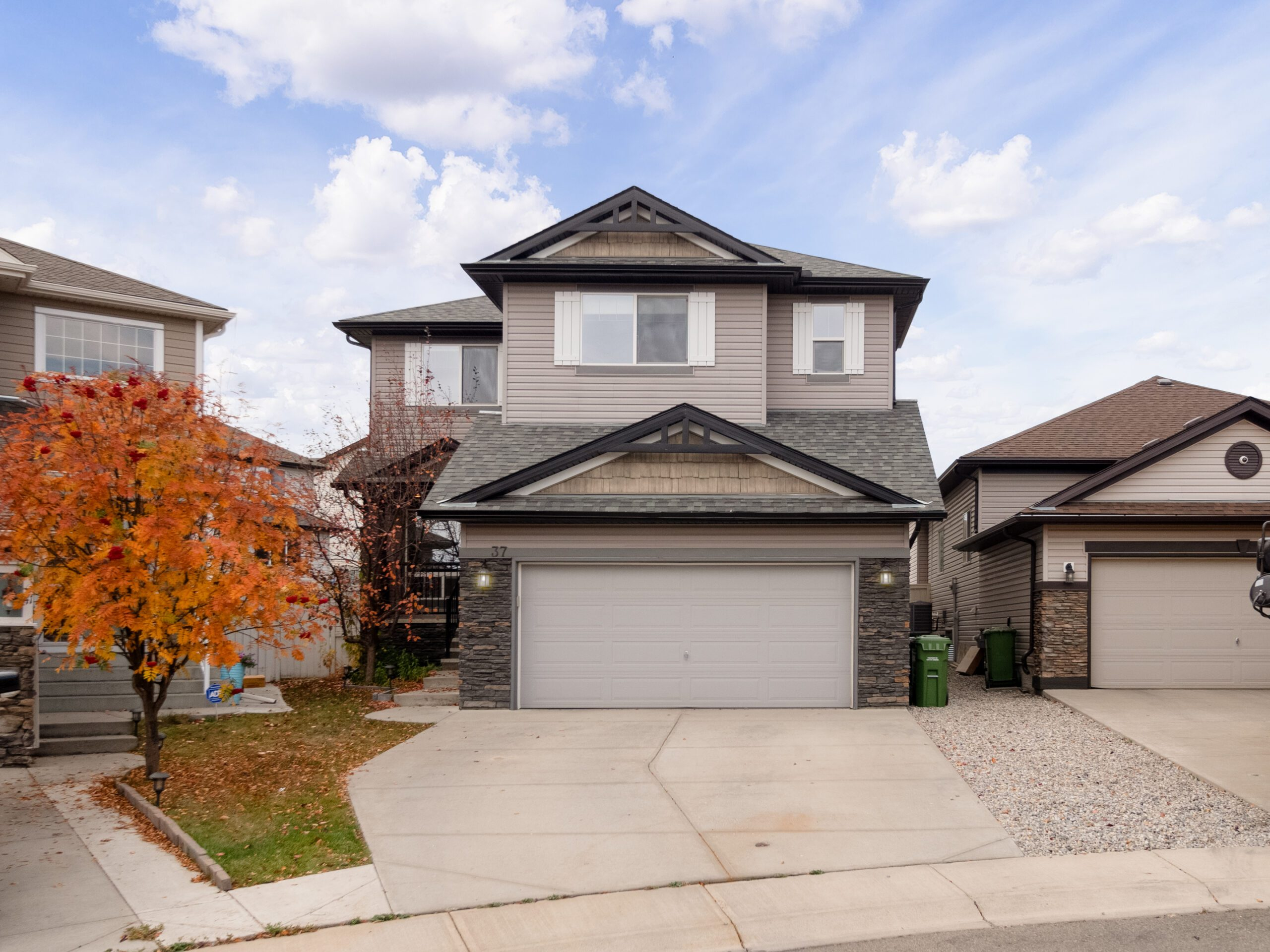 Welcome home to 37 Morningside Bay in Airdrie