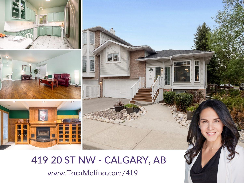 419 20 St NW Calgary Alberta