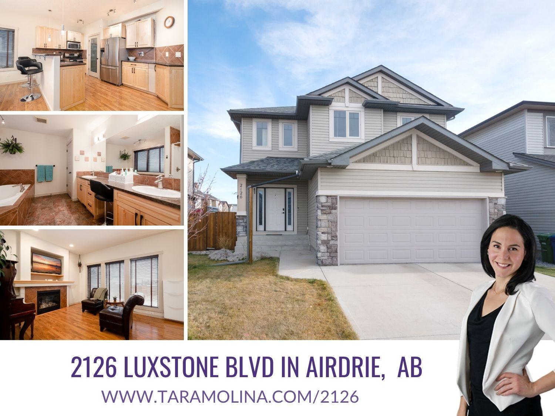 2126 Luxstone Blvd in Aridrie
