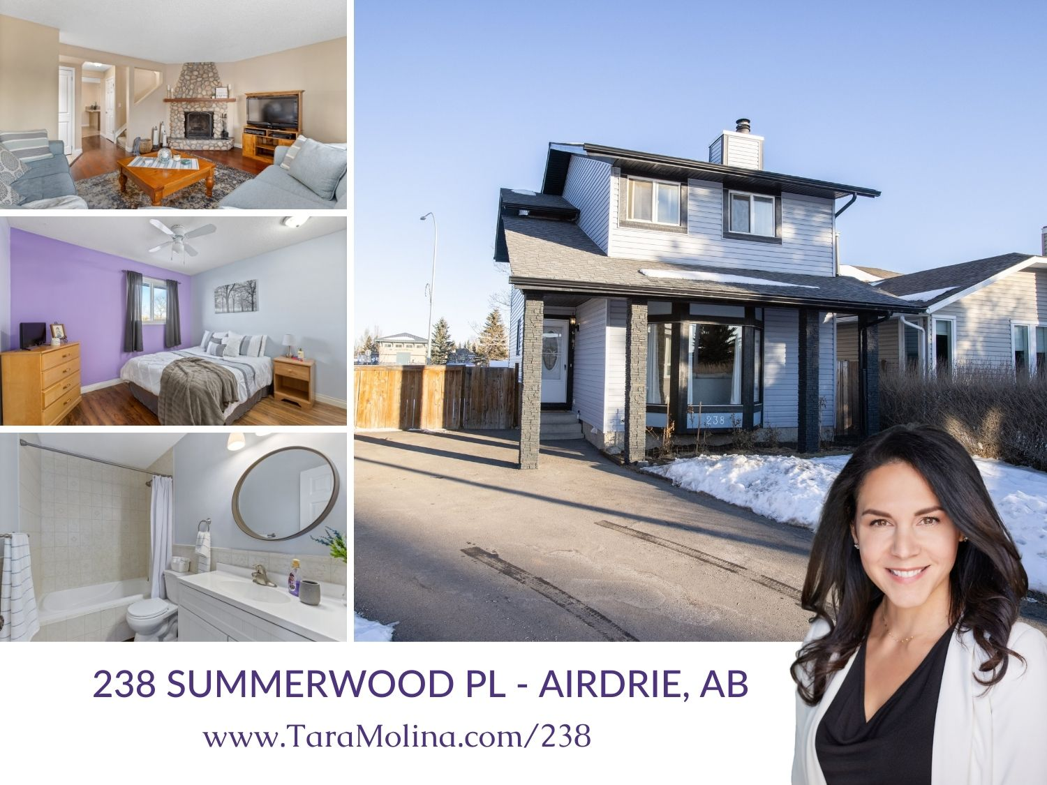238 Summerwood Pl in Airdrie