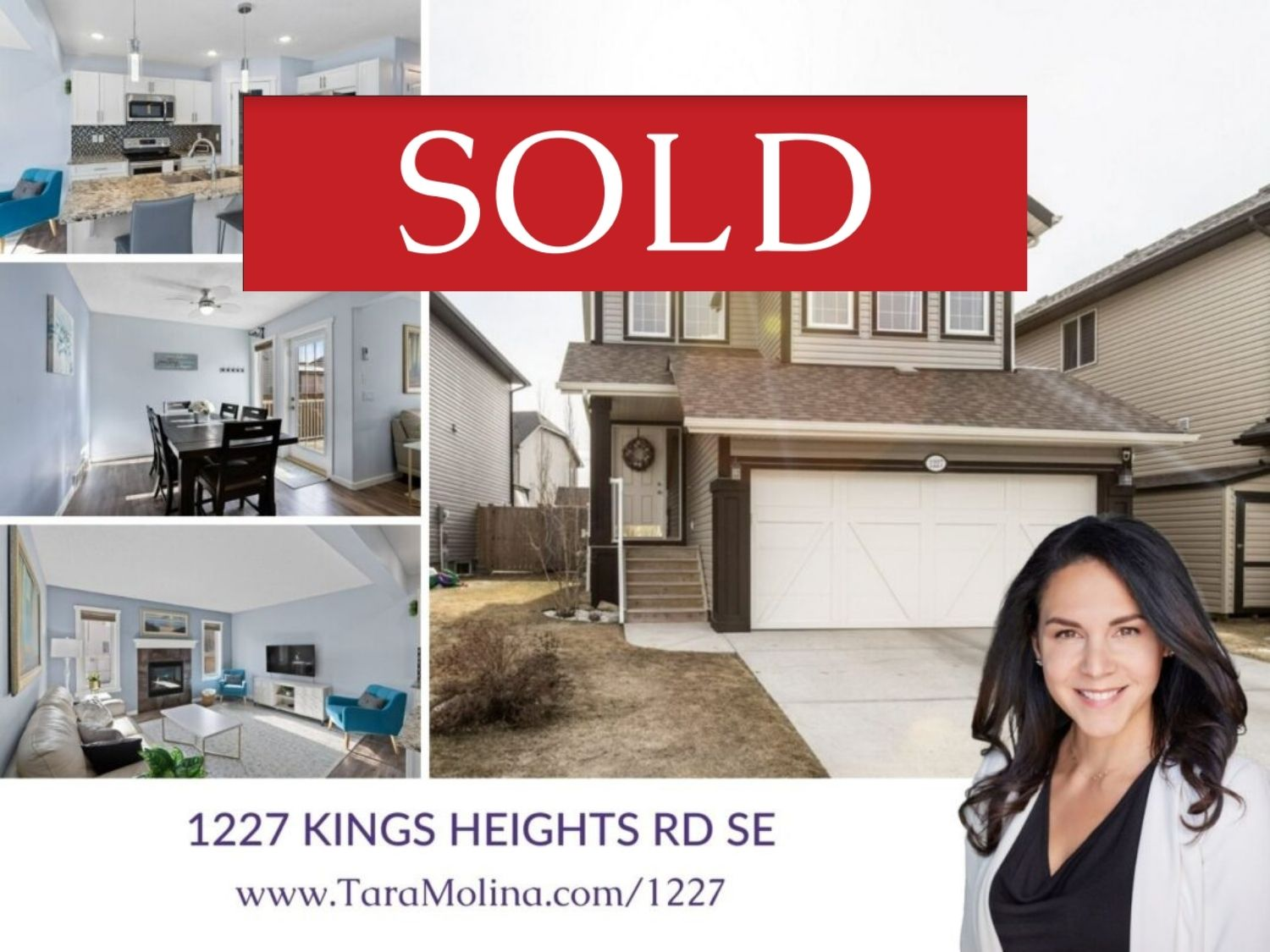 Sold in Airdrie by Tara Molina