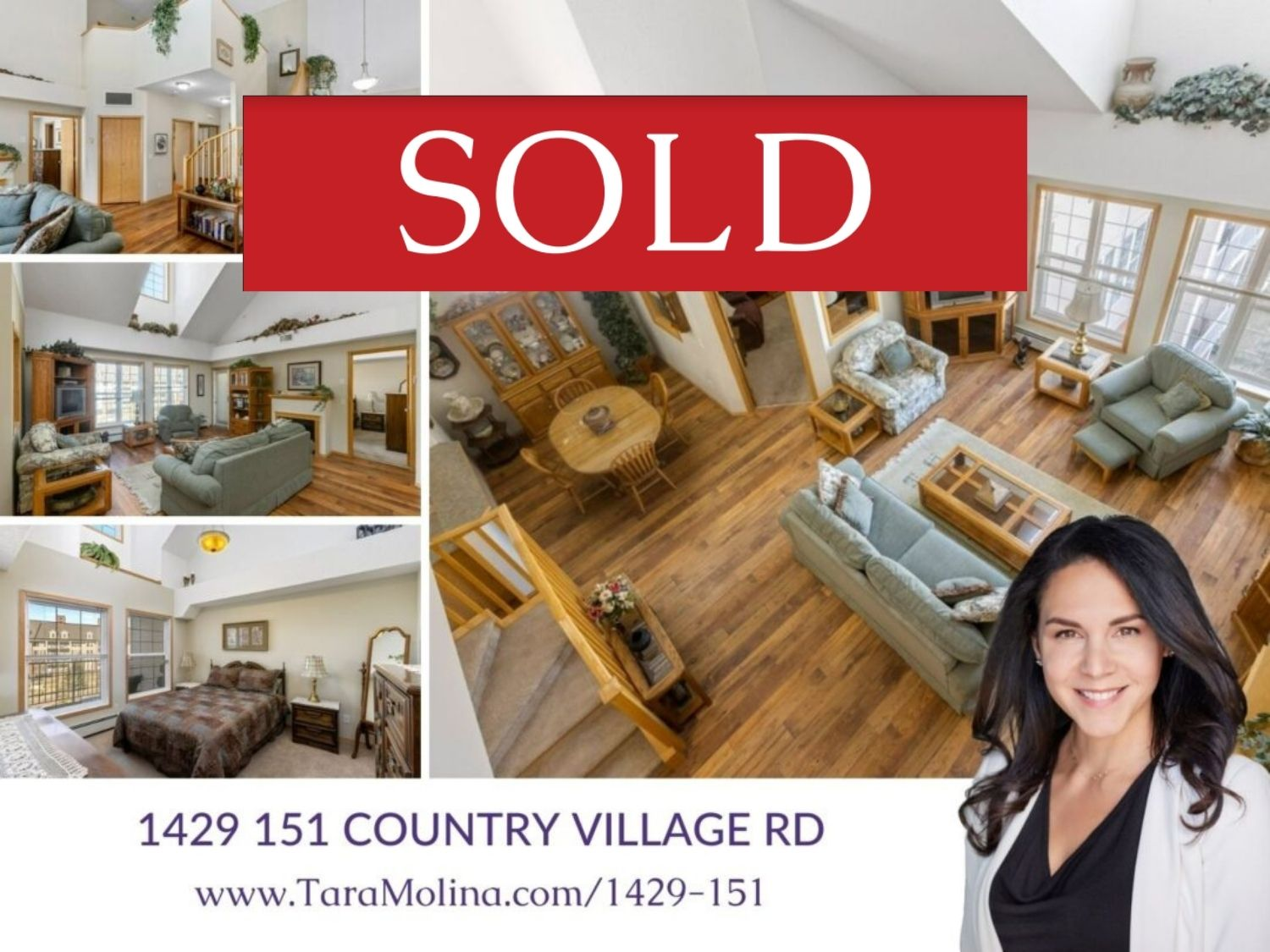 Sold in Calgary by Tara Molina