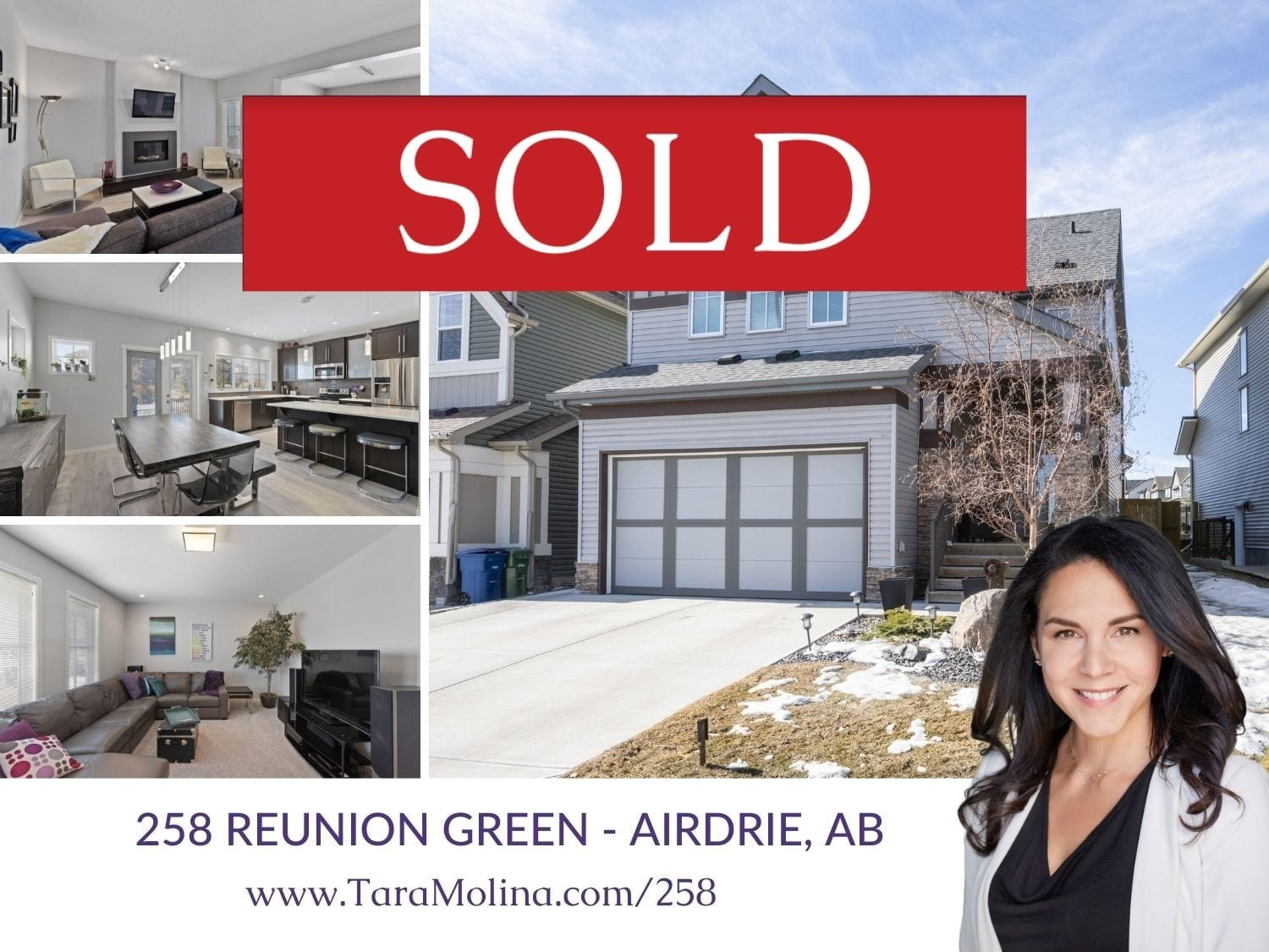 258 Reunion Green is Officially SOLD