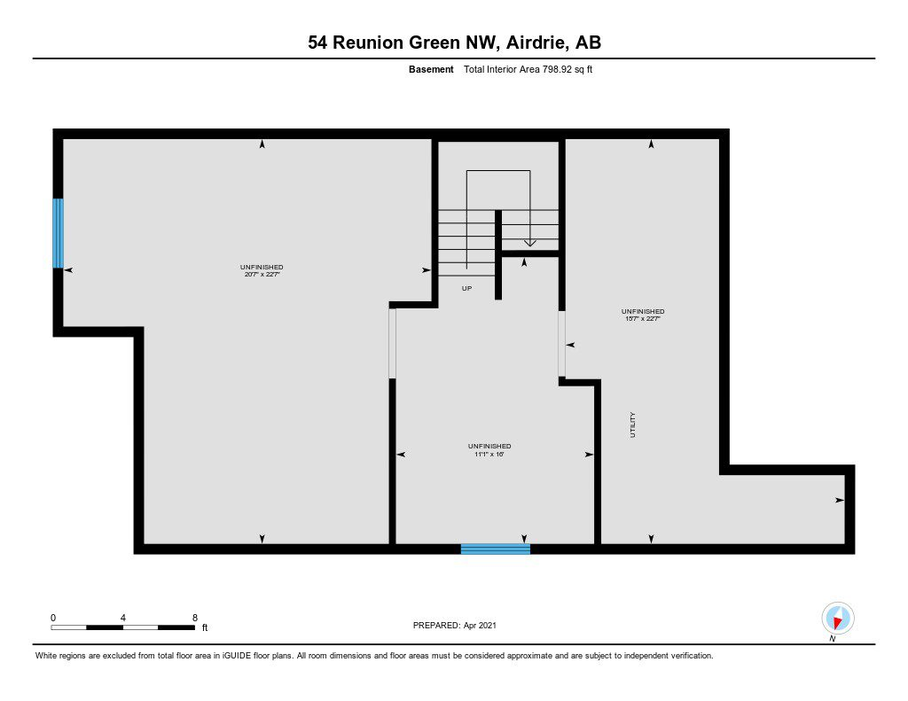 54 Reunion Green NW
